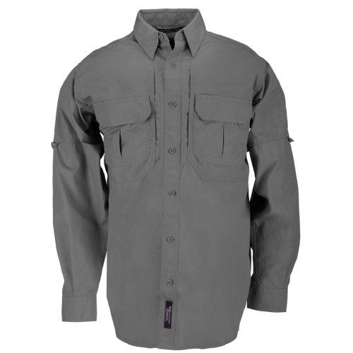 5.11 Herren Tactical Shirt, Herren, 72157-029, grau, X-Large -
