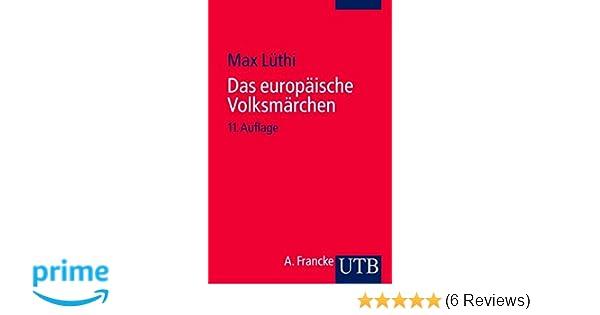 günstig kaufen Es war einmal von Max Lüthi Gebundene Ausgabe