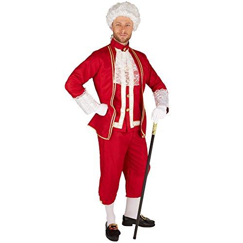 dressforfun Costume da Uomo Nobiluomo Veneziano Top Meraviglioso e Nobile e Pantaloni Con Calze
