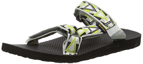 Teva Cavalheiro M Cinza Slides Universal Sandália (mcg)