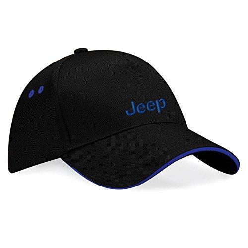 jeep-auto-baseball-cap-mutze-k46-schwarz-blau