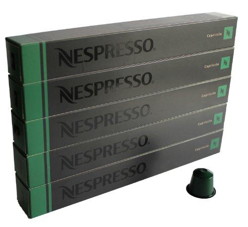 Nespresso Kaffee 50x Kapseln Capriccio-Original