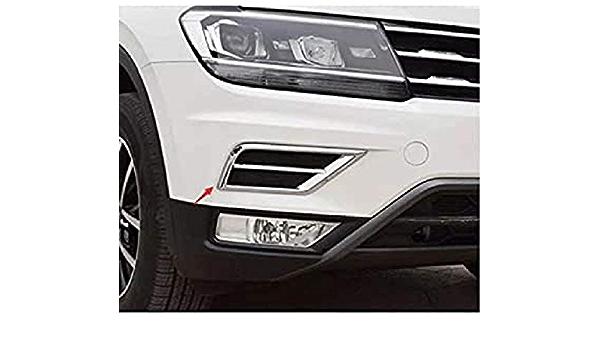 Emblem Trading Lufteinl/ässe Blende Mittelkonsole Armaturenbrett Verkleidung Abdeckung Rahmen ABS Kunststoff Chrom Optik Autozubeh/ör