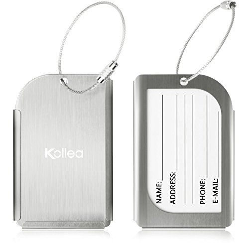 Bagages Étiquettes, Kollea Luggage Tag...