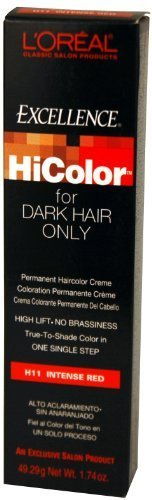 loreal-excellence-hicolor-hair-color-intense-red-174-oz-pack-of-6-by-loreal-paris
