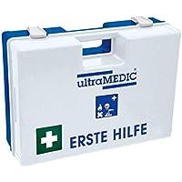 """Erste-Hilfe-Koffer ultraBOX """"BASIC"""", mit Füllung DIN 13157, blau/weiß preisvergleich bei billige-tabletten.eu"""