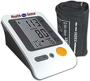 Health Sense Fully Automatic Upper Arm Blood Pressure Monitor Zsbp-103