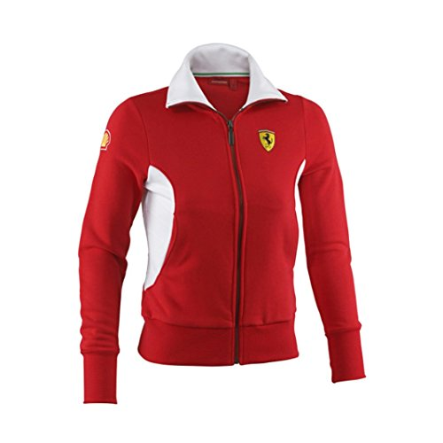 Ferrari F1 Team 007 - 600 - Felpa Donna, donna, Red, L