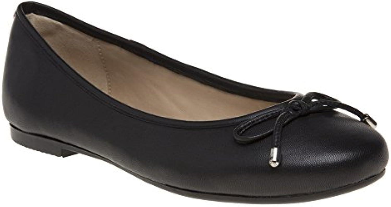 DKNY Queen Damen Schuhe Schwarz 2018 Letztes Modell  Mode Schuhe Billig Online-Verkauf