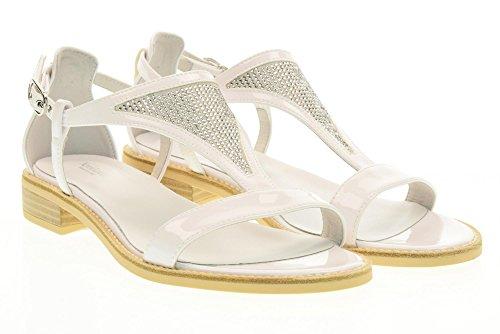 NERO GIARDINI scarpe donna sandali P717720D/707 Bianco