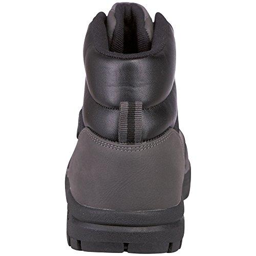 Kappa Unisex-Erwachsene Bright Mid Light Combat Boots Grau (1616 grey)