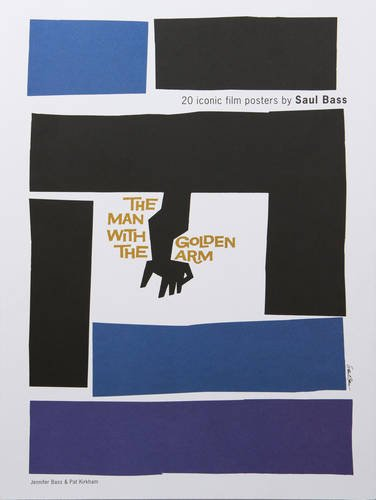 Saul bass 20 iconic film posters