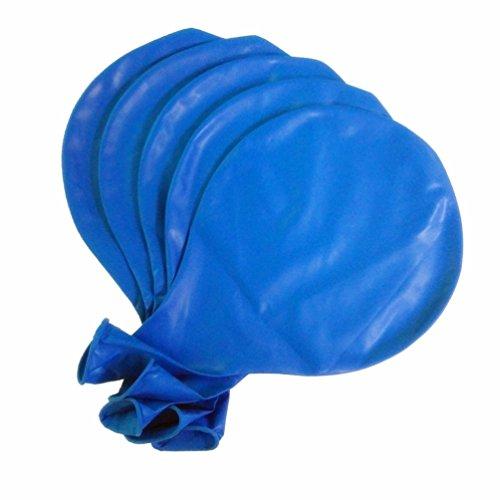 36 Zoll wiederverwendbarer riesiger Latex-Ballon für Hochzeitsfest-Festival Karneval-Ereignis-Dekorationen (Royal Blau Hochzeit Ballons)