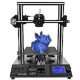 GEEETECH A20 Impresora 3D con base de construcción integrada, detector de filamento y función de...