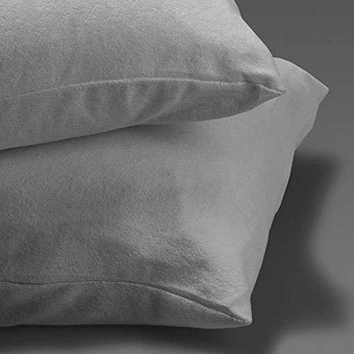 Home Care Collection Kissenbezüge Schonbezüge 60 x 70 cm Farbe Weiß Kissenbezug -
