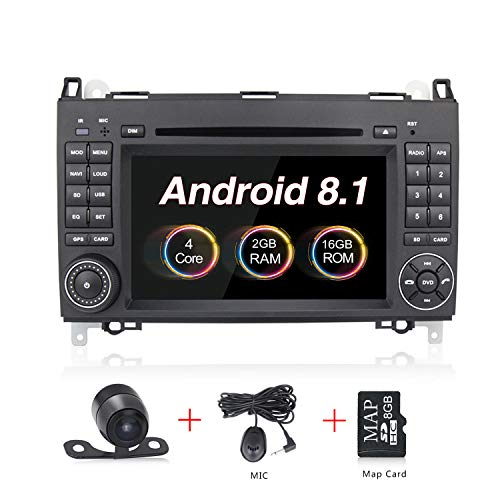 Android 8.1 Auto DVD Player GPS 7
