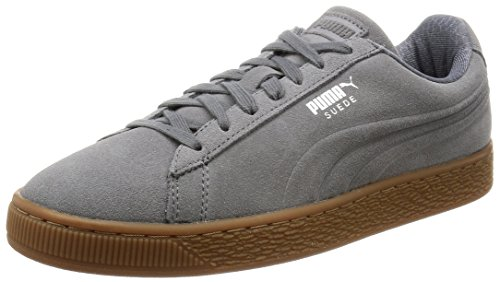 Puma, Sneakers Basses Mixte Adulte Gris (Steel Gray/Peacoat)