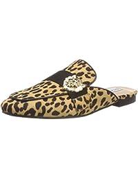 Steve Madden Karisma Flat (Leopard), Mocasines para Mujer