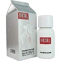 Diesel Plus Masculine by Diesel for Men - Eau de Toilette, 75ml