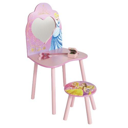 Worlds Apart 462DIR Disney Princess Schminktisch und Stuhl - 4