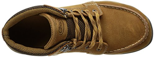 Chaco Mens Jaeger Hiking Boot Bronze Brown