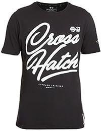 OTTO | SALE Herren CROSSHATCH T Shirt Klinsmen grün