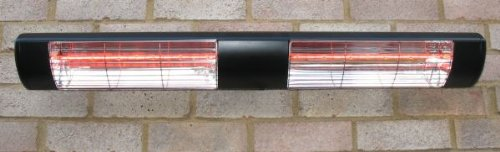 Firefly 3.000 Watt – Elektrischer Doppel-Heizstrahler Terrassenheizung - 3