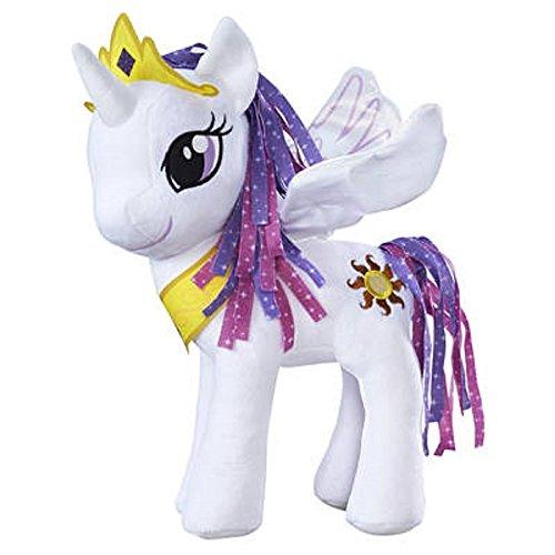 Hasbro My Little Pony Plüschprinzessin (Prinzessin Flügel Celestia)
