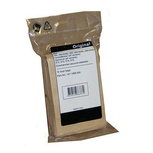 Nilfisk FA980Papier Stand Bag für GU Modelle Staubsaugerbeutel (10Stück) -