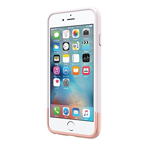 "Incipio Plume Coque pour iPhone 6 4,7"" Rose Chrome pink"