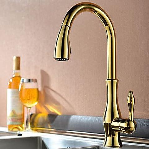 Lavello rubinetto rubinetti lavello singolo LED manico cromato per lavabo rubinetto miscelatore