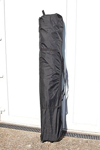 All Seasons Gazebos, Choice Of Colours, 3x3m Heavy Duty, Fully Waterproof, PVC Coated, Premium Pop Up Gazebo , + Wheeled carry bag + 4 Leg Weight Bags