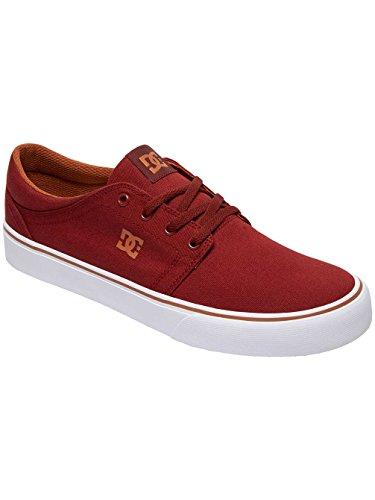 DC Trase TX M Shoe FRN, Sneaker Basse Uomo Rot (Burgundy Bur)