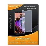 SWIDO Bildschirmschutzfolie für JVC J20 [3 Stück] Anti-Reflex MATT Entspiegelnd, Extrem Kratzfest, Schutz vor Kratzer/Bildschirmschutz, Schutzfolie, Panzerfolie