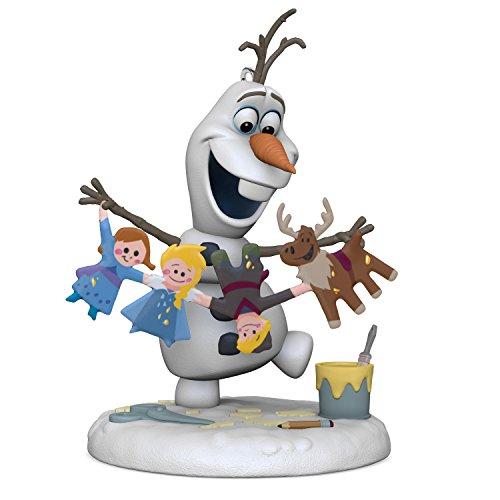 Hallmark Keepsake 2017Disney Frozen Elsa Coronation Day Weihnachten Ornament (Frozen Ornament Disney Christmas)