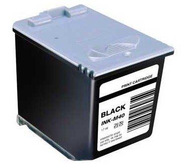Samsung INK-M40/ELS Original Tintenpatrone (Kompatibel mit: SF-33x/SF-34x/SF-36x Series) schwarz -