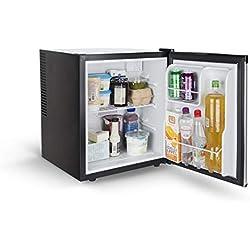 Maxx Mini réfrigérateur sans fil Null - 36 litres - Mini réfrigérateur sans bruit - réfrigérateur hôtel - Classe énergétique B