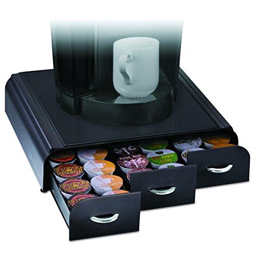 Mind Reader Cajón de Almacenamiento Café Pod para Dolce Gusto, Keurig K -Cup, Verismo y CBTL Cápsulas...