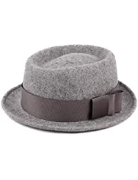 Amazon.it  Modissima - Cappelli Fedora   Cappelli e cappellini ... 2488b96cadae