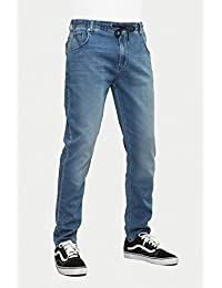 Reell Jogger Jeans jean mid blue wash