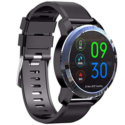 Happysdh Smart Armband Bluetooth Fitness-Tracker 4G Dual Chip 8.0MP Intelligente Uhr Herzfrequenz-Überwachung Schlafüberwachung Informationen erhalten IP67 wasserdicht Kompatibel mit Android und IOS -