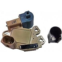 HELLA 5DR 009 728-251 Alternator Regulator, Rated Voltage: 12V