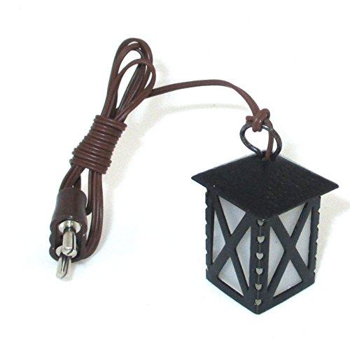 Kahlert 20605 LED weiß - Laterne aus Metall für Krippen - 30mm 3,5 Volt LED