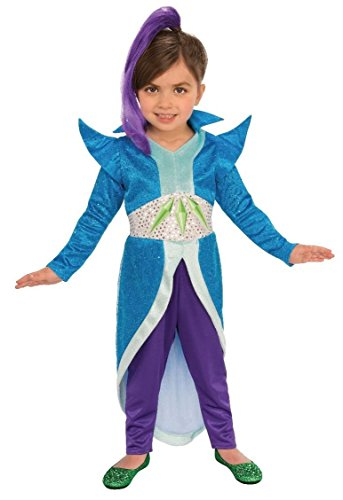 Rubie's Shimmer and Shine Zeta Fancy dress costume Small