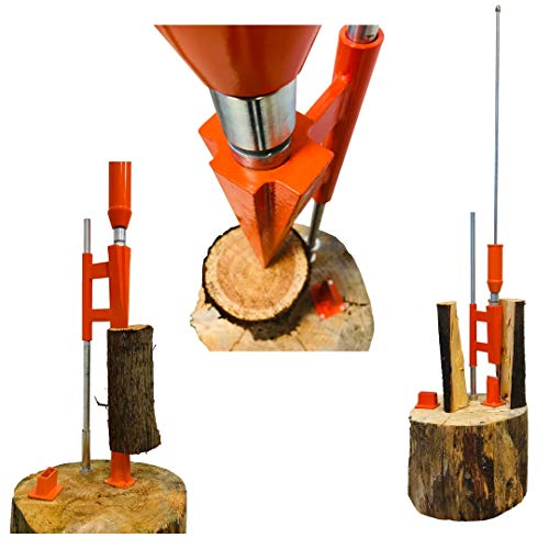 SMART SPLITTER MANUAL LOG WOOD KINDLING HATCHET SWEDISH AXE