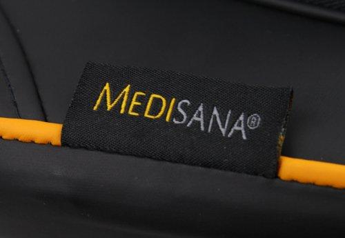 Medisana MCN Shiatsu-Massagesitzauflage (3 Massagezonen wählbar) -