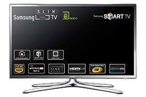 "Samsung UE50F6200 TV LCD 50 "" (127 cm) LED Argent Classe a_plus"