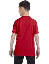 Hanes Youth 6.1 oz. Tagless T-Shirt