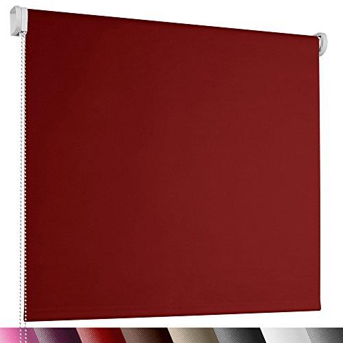 Jago Tenda a rullo ca. 120 x 230 cm colore rosso