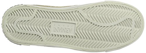 Armani Jeans 9252277p615, Sneakers basses femme Gold (oro)